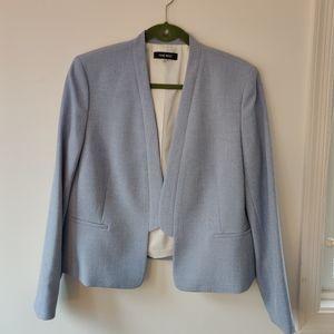 Light Blue Nine West Blazer Size 14 Like New